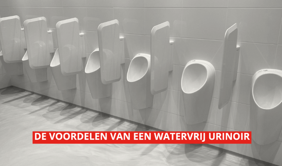 watervrije urinoirs